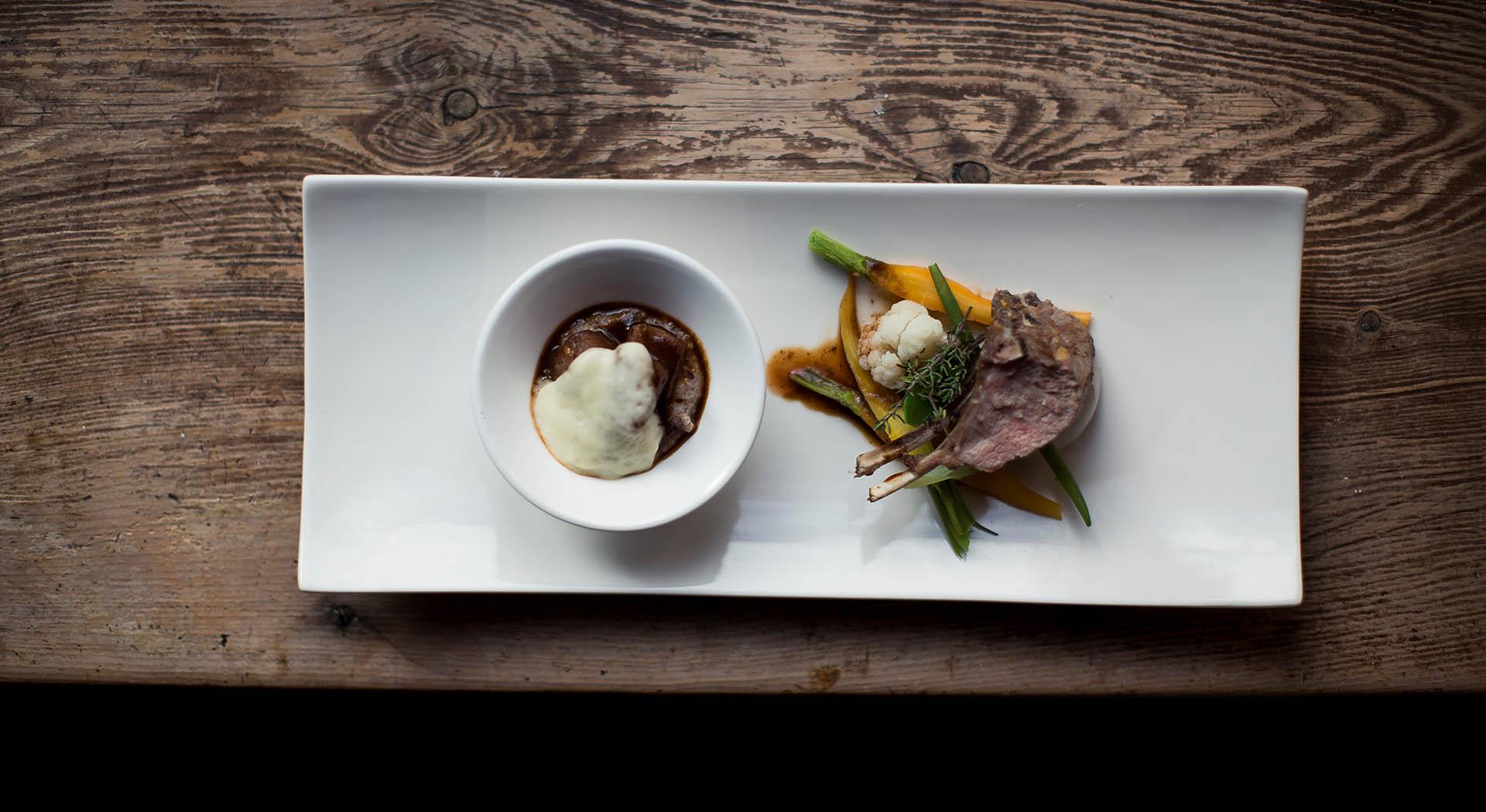 Gourmetrestaurant in Sterzing in Südtirol